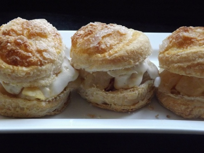 coconut-cream-puffs