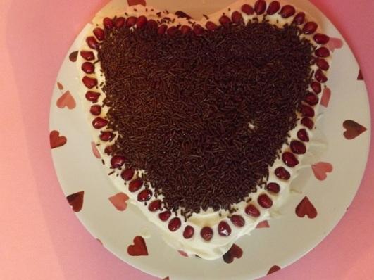 valentine's-cake