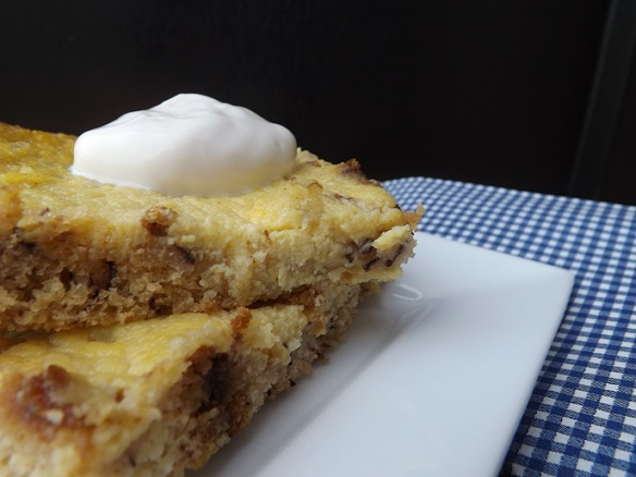 banana-bread-pudding