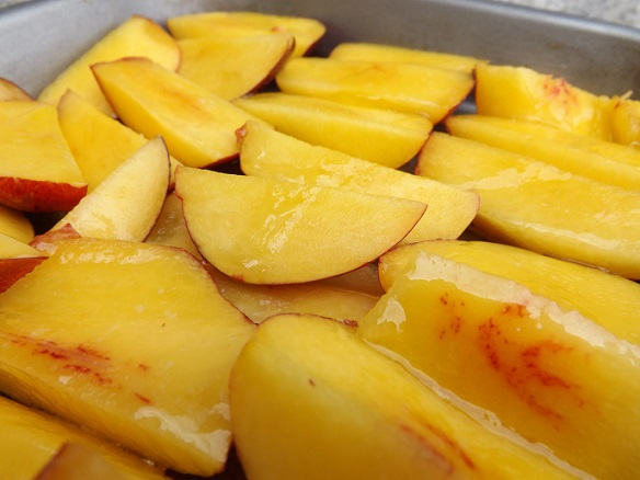 honey-roasted-nectarines