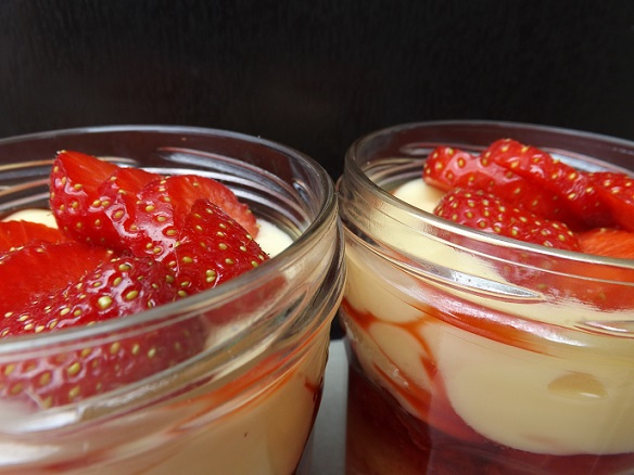 strawberry-trifle