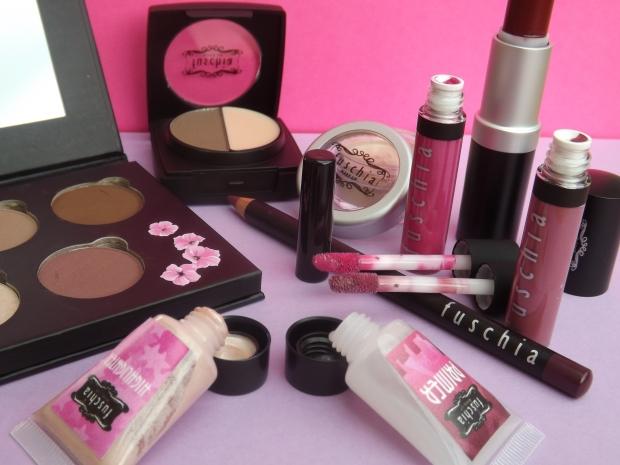 fuschia-make-up-haul