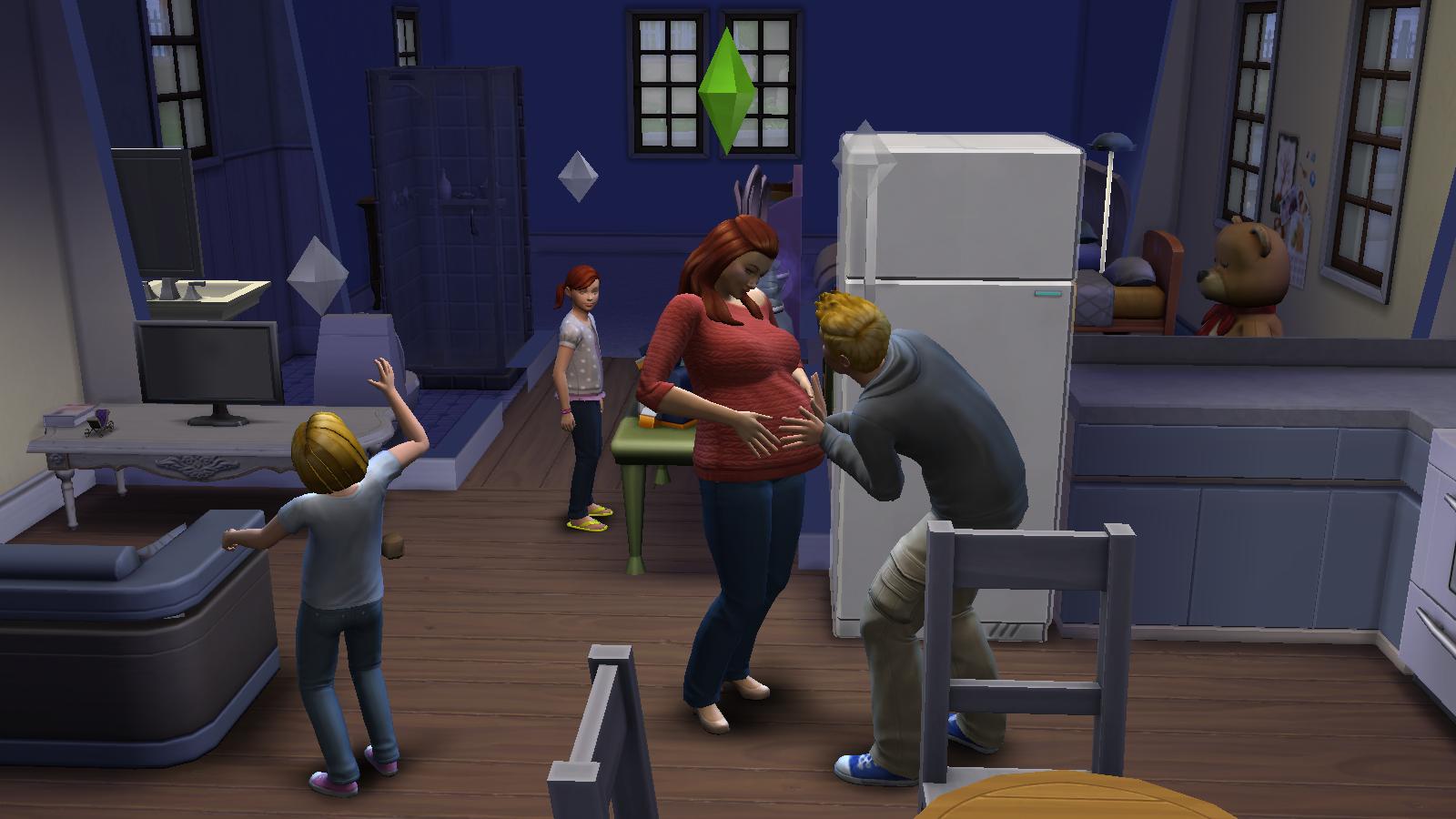 Review of The Sims 4 – Blue Sky Daze