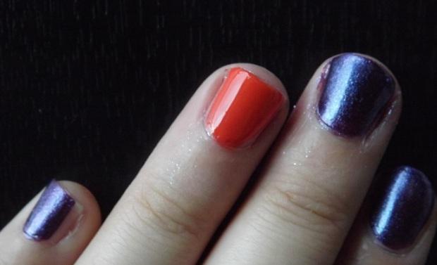 purple-orange-nails