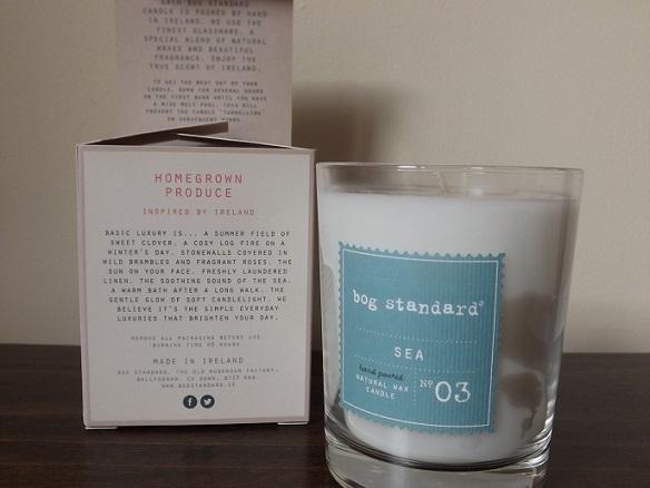 bog-standard-candle