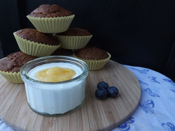 lemon-yogurt-muffins