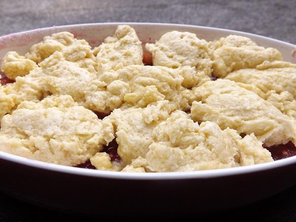 cobbler-dough