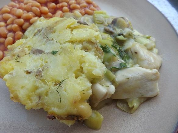 chicken-herb-pie-dinner