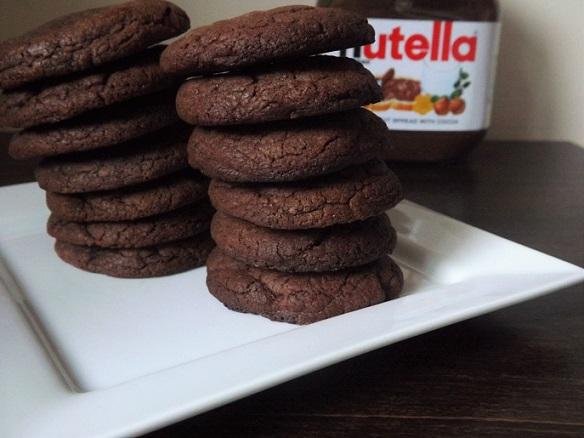 easy-nutella-cookies